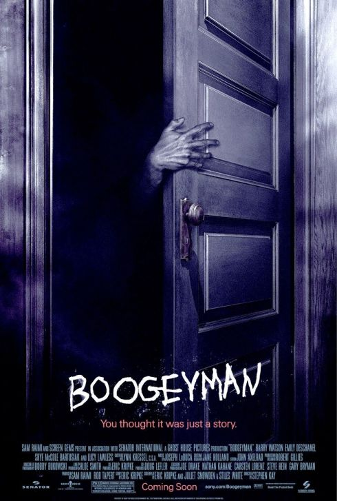 Boogey Man Horror Movie Poster