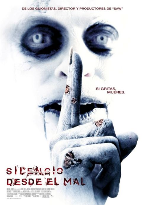 Dead Silence International Movie Poster