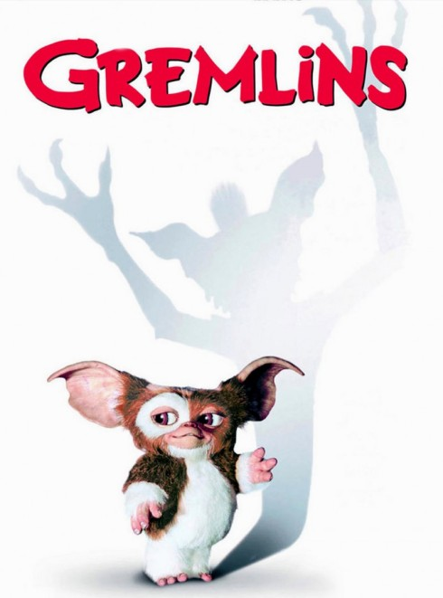 Gremlins Horror Movie Poster