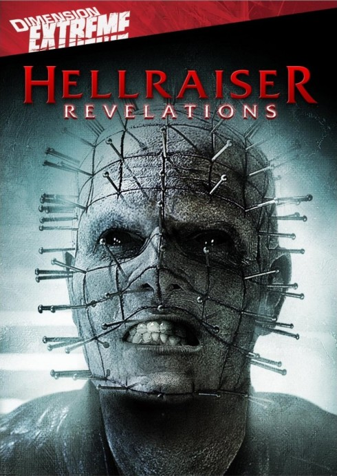 Hellraiser Revelations Horror Movie Poster