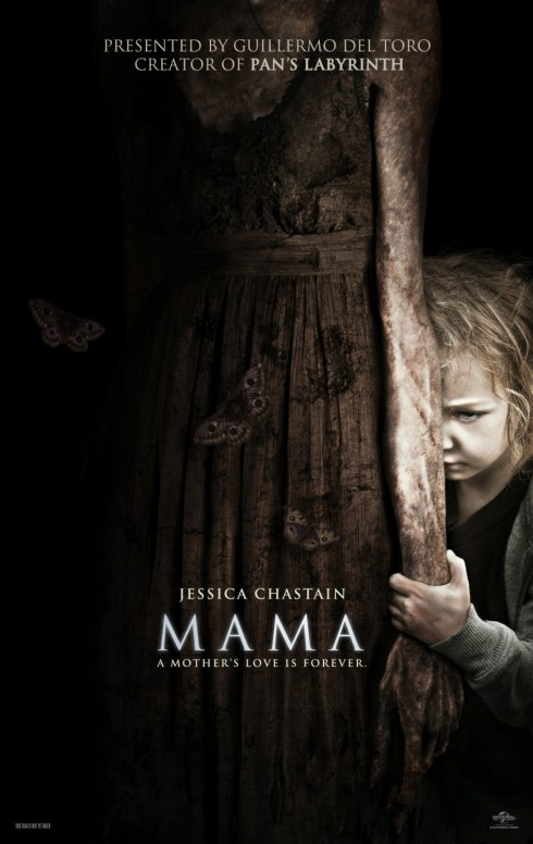 Mama Horror Movie Poster