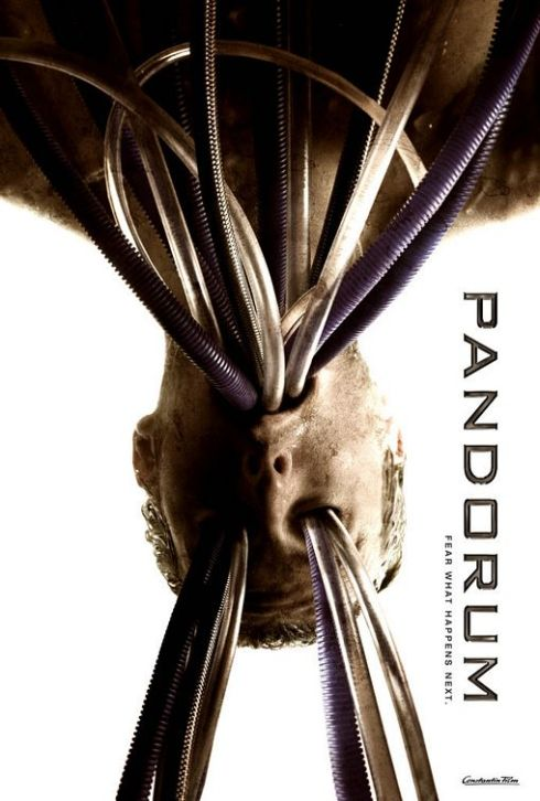 Pandorum Horror Movie Poster