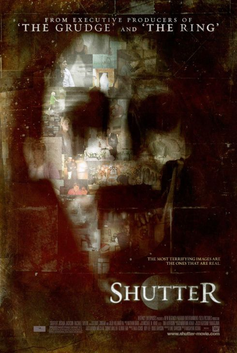 Shutter Horror Movie Poster