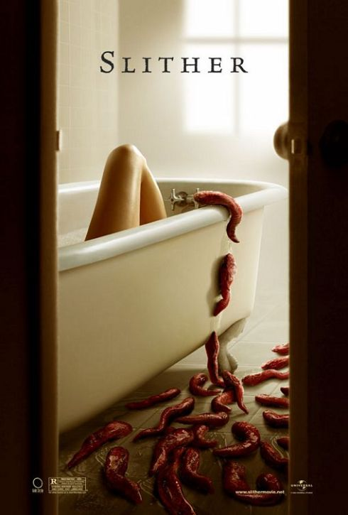 Slither Horror Movie Poster