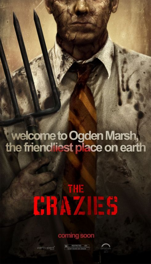 The Crazies Horror Movie Posters