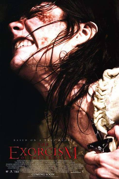 The Exorcism of Emily Rose Horror Movie Poster
