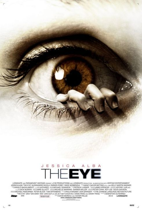 The Eye Horror Movie Poster