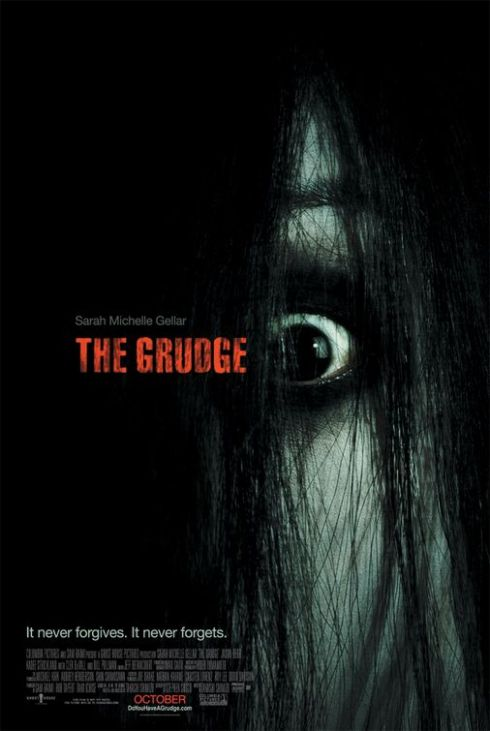 The Grudge Horror Movie Poster