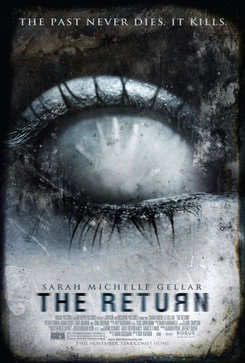 The Return Horror Movie Poster
