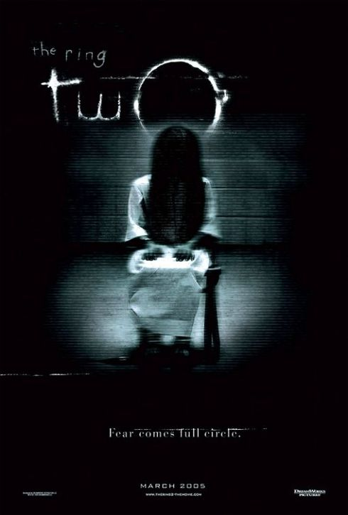 The Ring 2 Horror Movie Poster